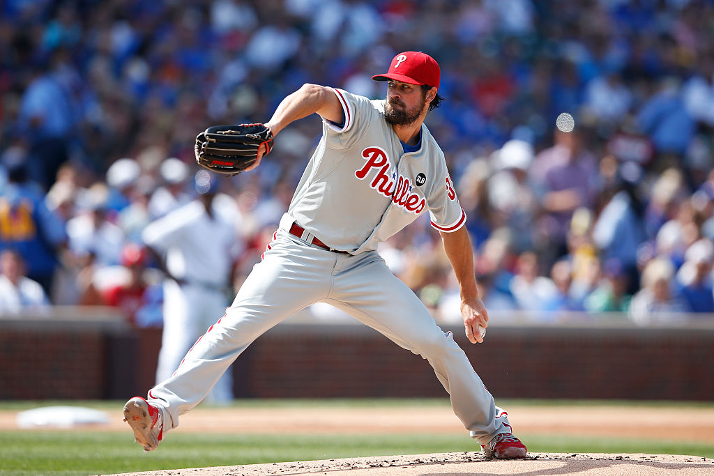The Phillies dealt ace Cole Hamels and didn't receive much back, making it one of the team's worst trades ever.