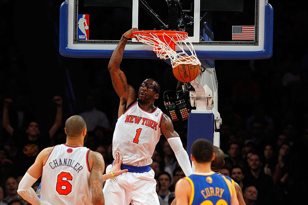 Amar'e Stoudemire wants to return to the NBA, but would be effective?
