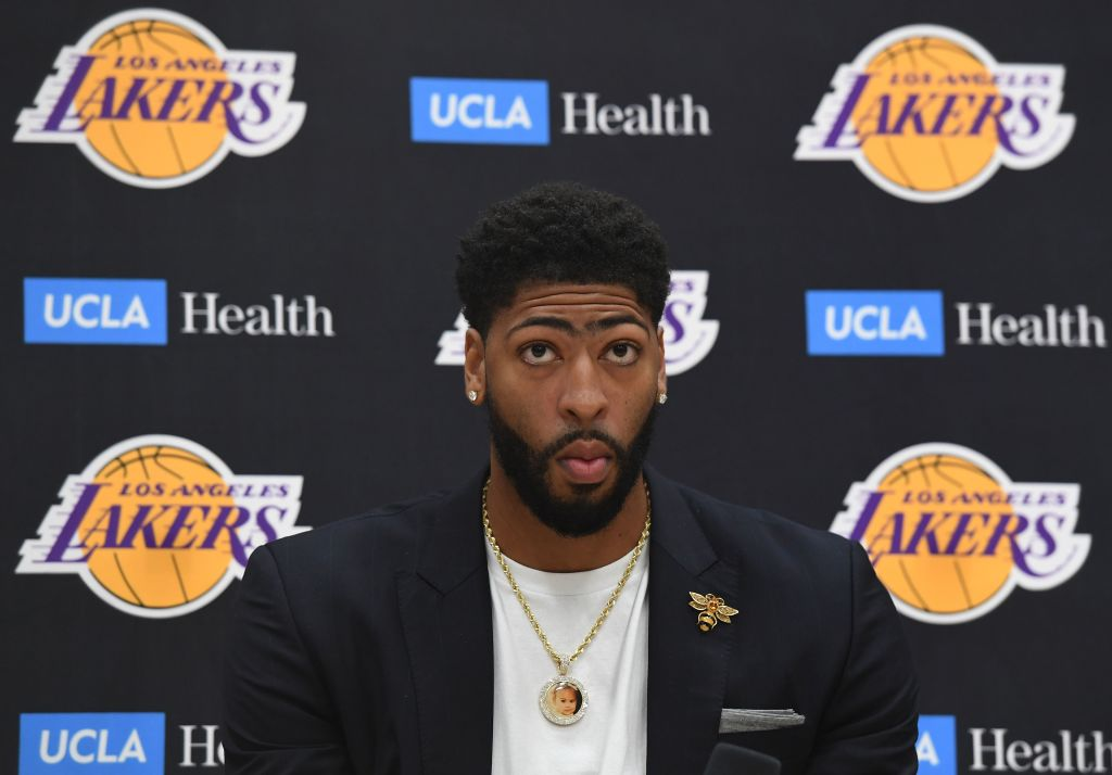 How did Anthony Davis Find out He was Traded to the Lakers?