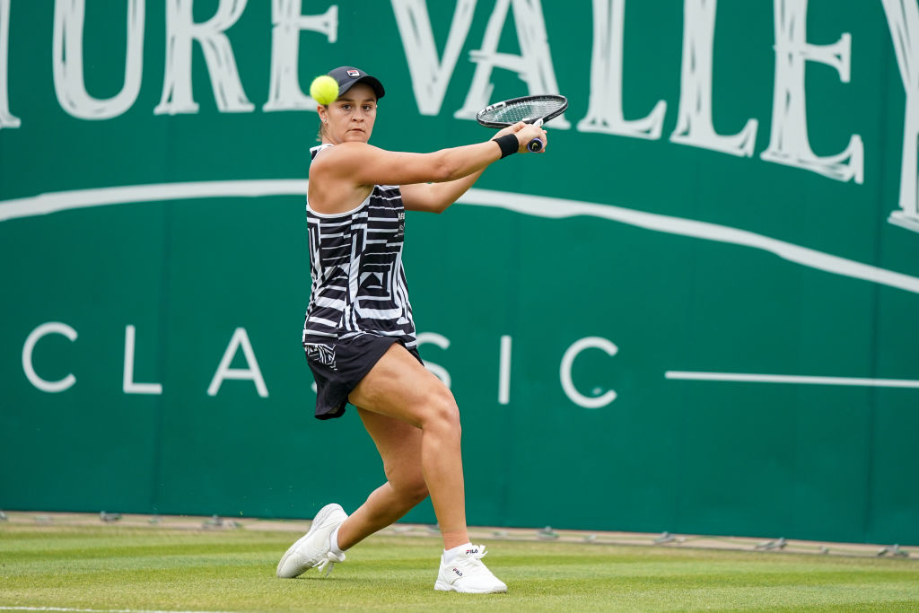 2019 WTA Nature Valley Classic - Ashleigh Barty