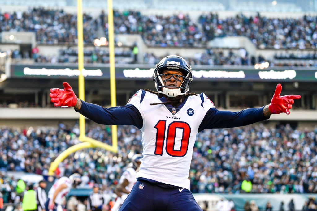 Houston's DeAndre Hopkins is the best player from the 2013 NFL draft.