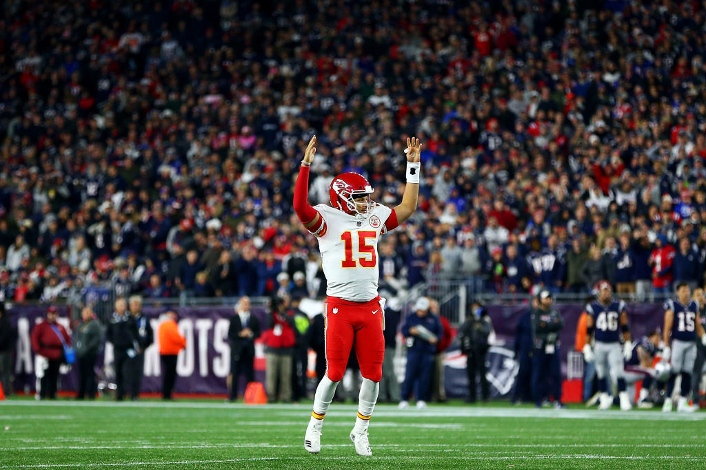 Kansas City's Patrick Mahomes is the best player taken in the 2017 NFL draft/