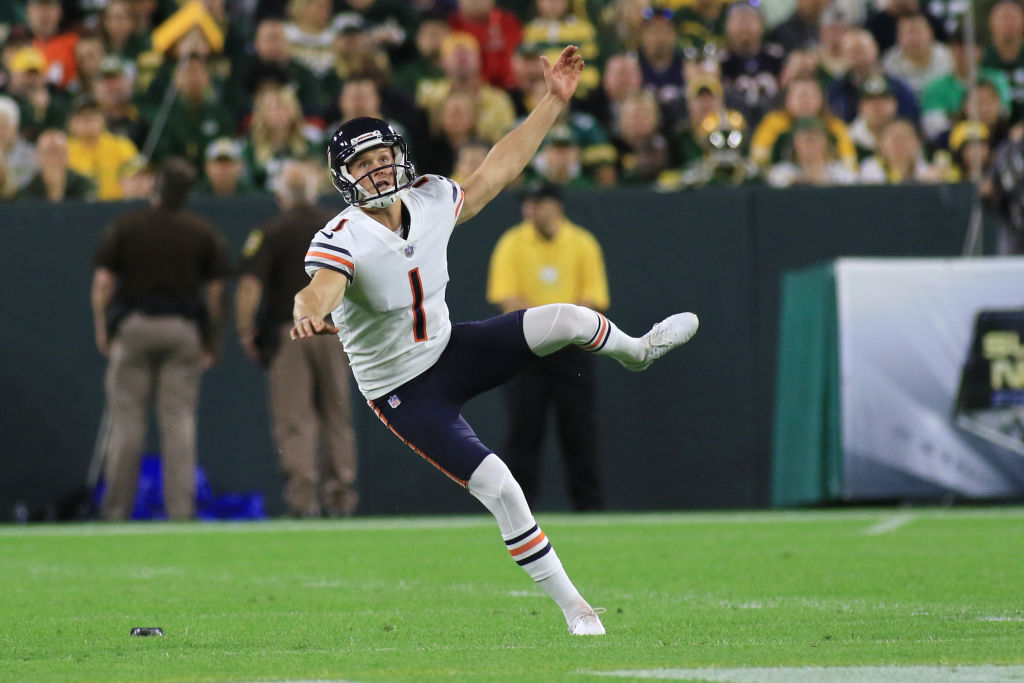 Bears at Packers - Worst Stadiums for Kickers