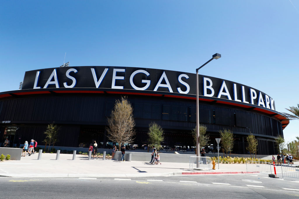 Las Vegas could land a franchise if MLB expansion happens anytime soon.