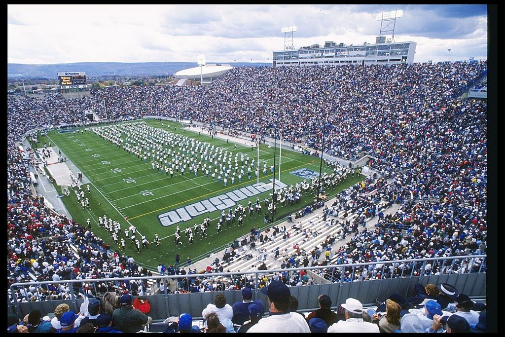 Penn State College Football Stadium