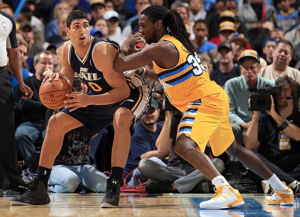 Enes Kanter went ahead of Kawhi Leonard in the 2011 NBA draft.