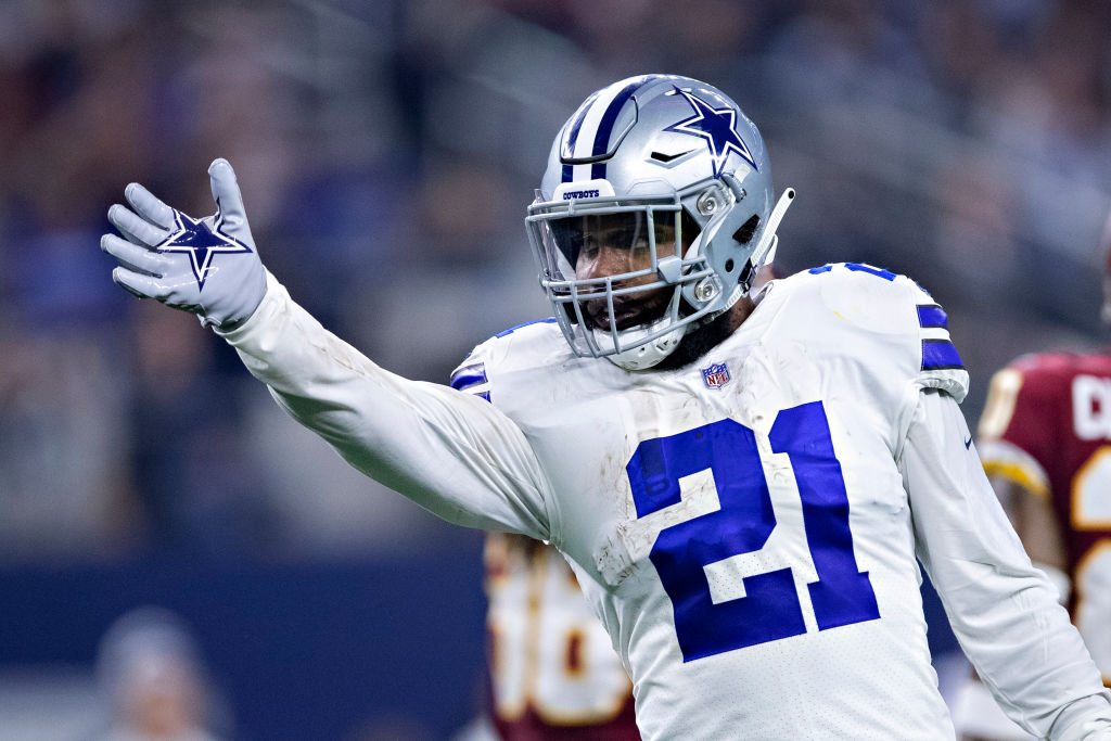 Ezekiel Elliott wants a lot of money from the Cowboys, but it might not be smart to give it to him.
