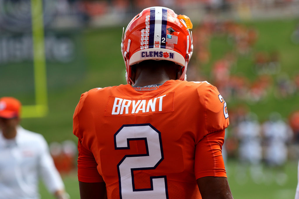 Kelly Bryant looks forward to a fresh start with Missouri