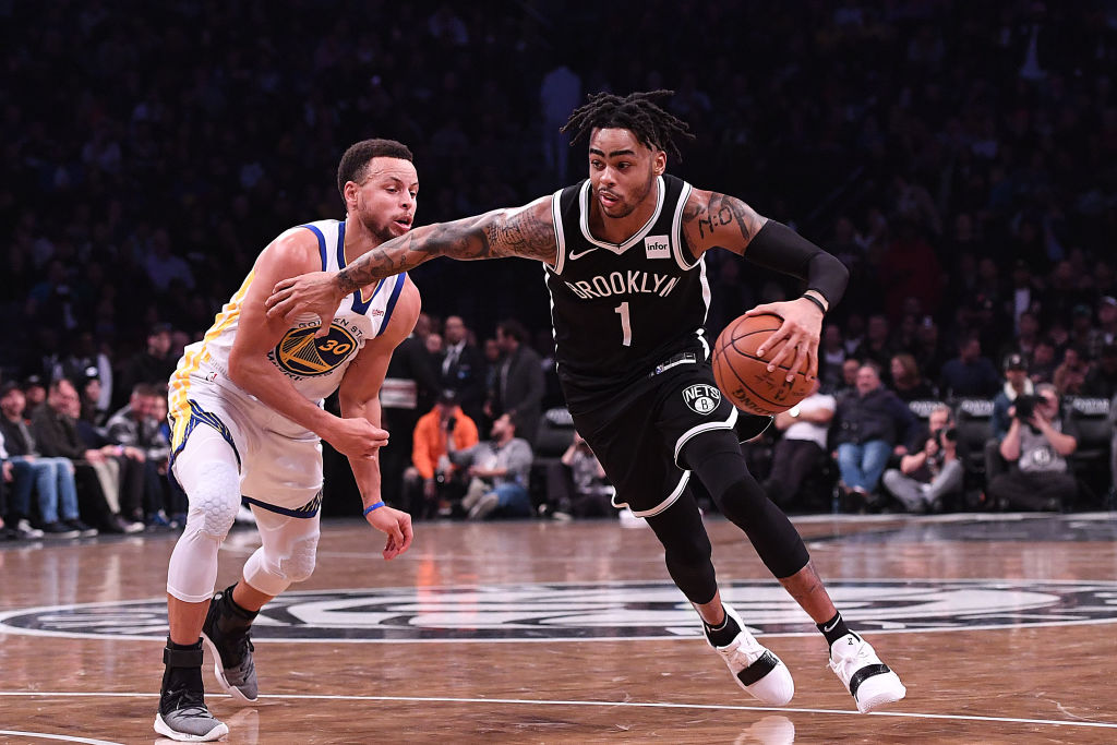 How the D'Angelo Russell Trade Brings in a New Era for the Golden State Warriors