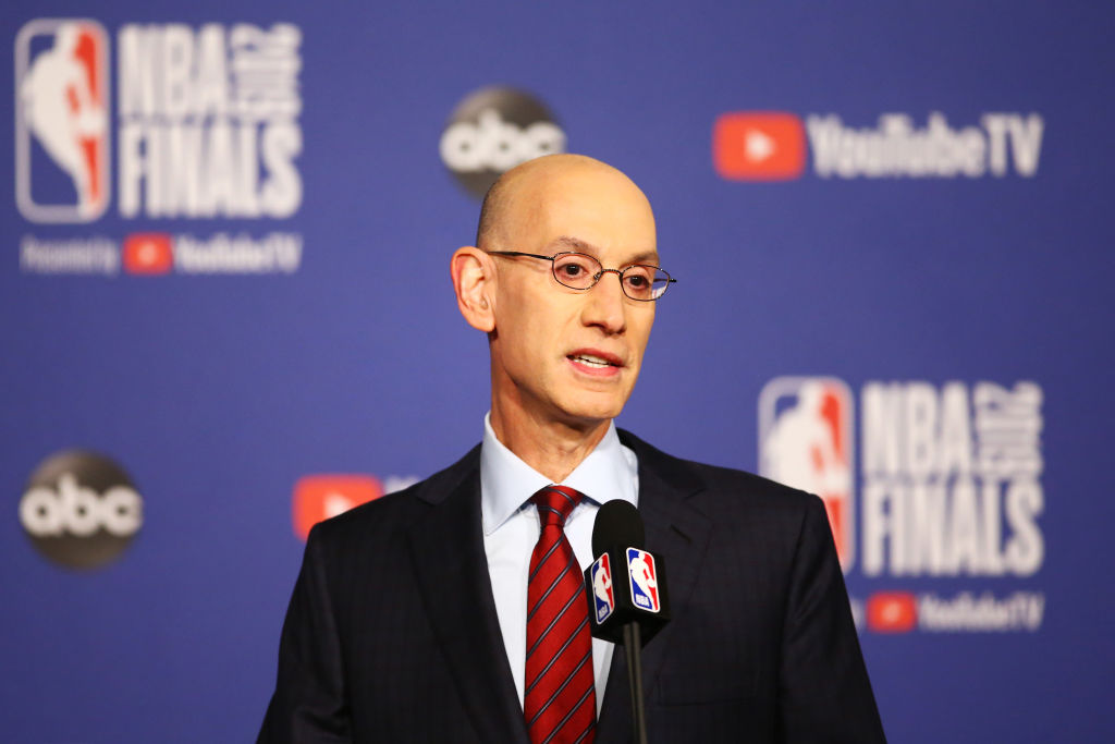 """NBA: Does Commissioner Adam Silver Need to """"Fix"""" Free Agency?"""