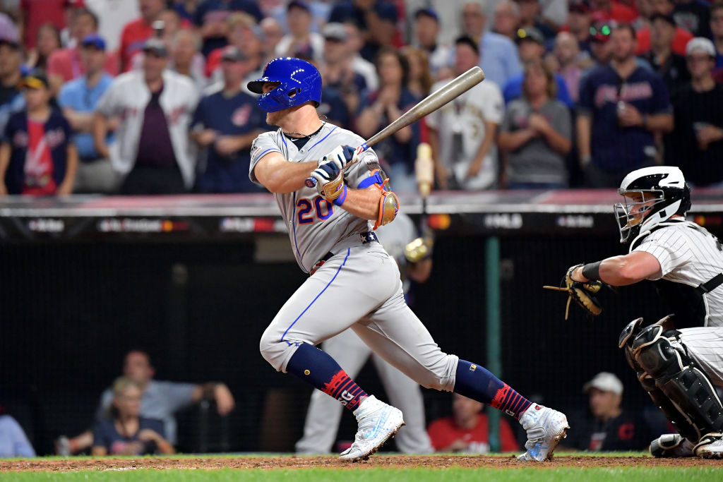 Pete Alonso hits a two-run RBI in the MLB All-Star Game