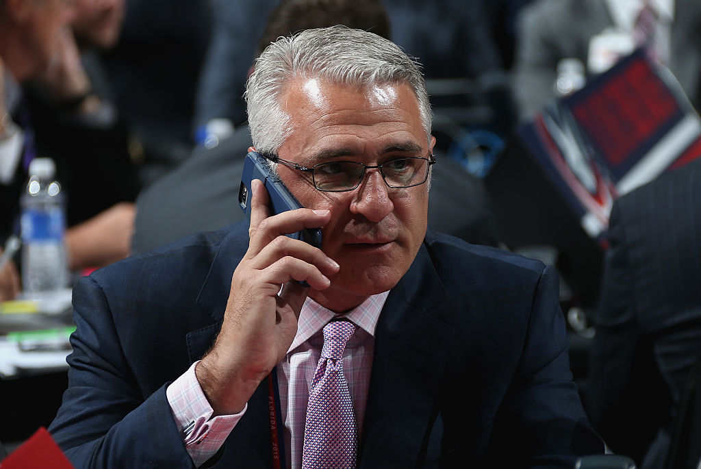 General Manager Ron Francis