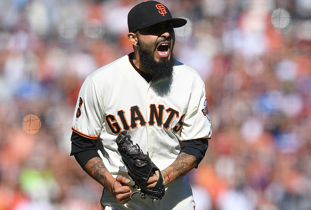 Sergio Romo knows what it takes to win