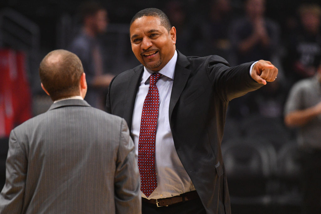 Andre Iguodala believes former Warriors coach Mark Jackson is blackballed from the NBA
