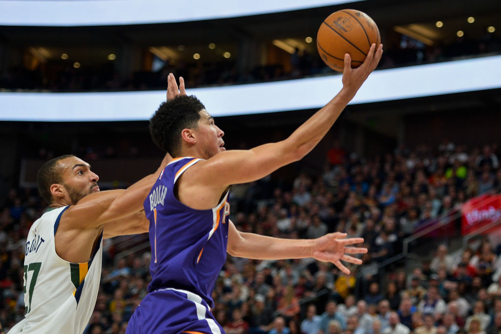 Devin Booker is one of the NBA stars who should request a trade as soon as possible.