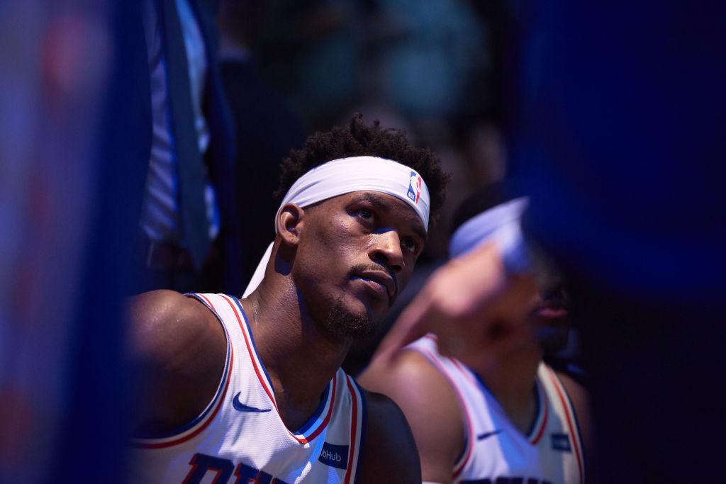 Philadelphia 76ers - Jimmy Butler