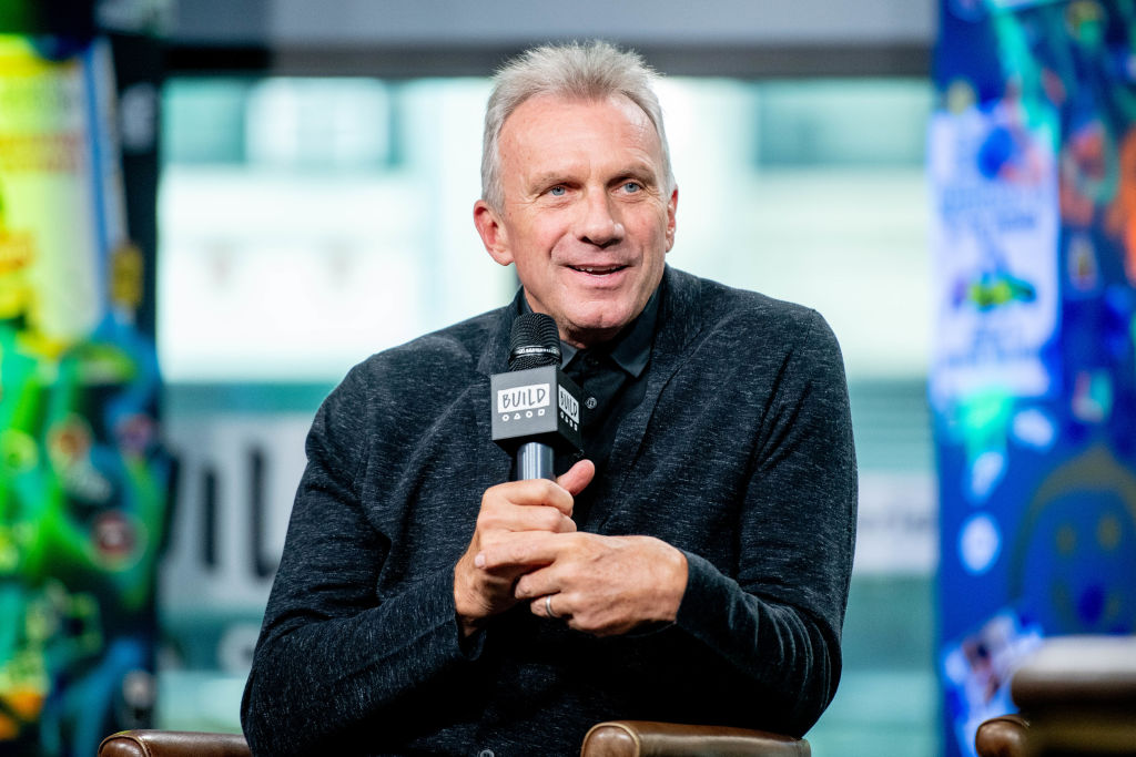 Where '80s Athletes Are Now - Joe Montana in 2018