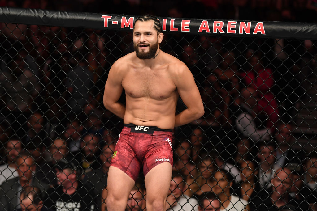 Jorge Masvidal Is Ready for th...