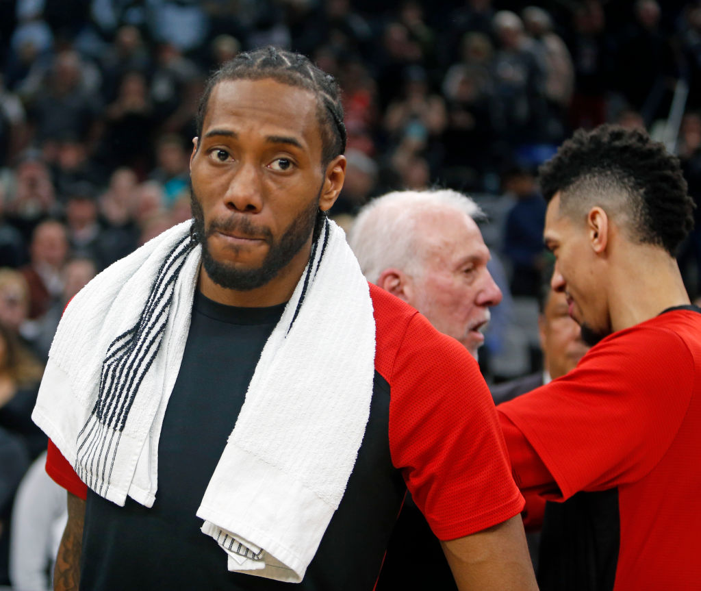 Kawhi Leonard made a strategic move with his Los Angeles Clippers contract.