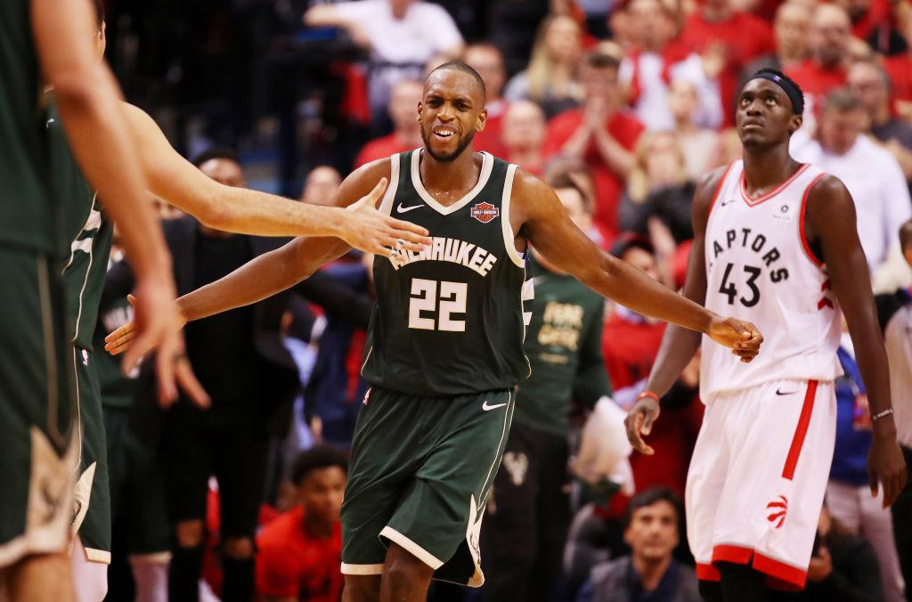 Milwaukee Bucks - Khris Middleton