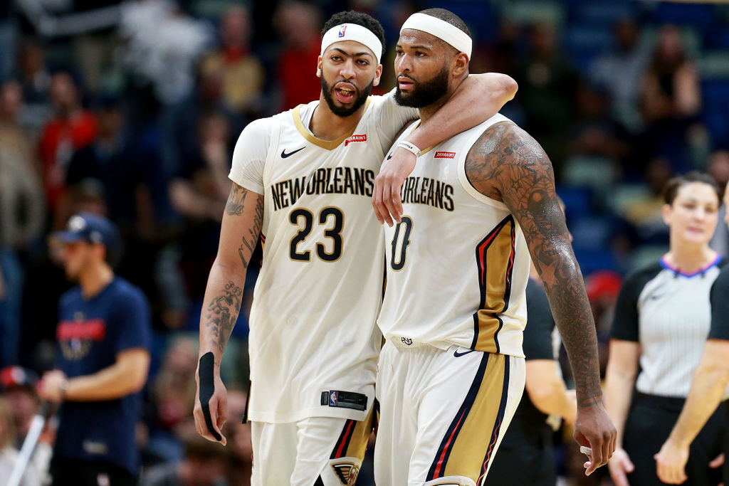 The Lakers added a solid piece at a low price when they signed DeMarcus Cousins.