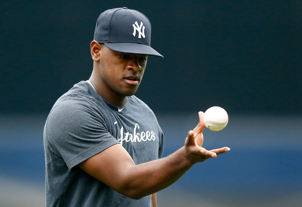 Luis Severino might not pitch in 2019 because the Yankees didn't properly handle his injury.