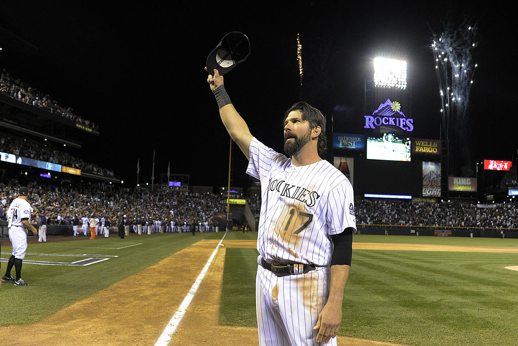 Todd Helton enjoyed a fine MLB career, but the Hall of Fame call might not come.