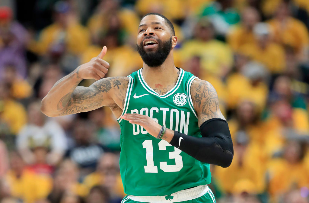 Marcus Morris ditched the Spurs to sign with the Knicks in NBA free agency, but it might have been a smart move.