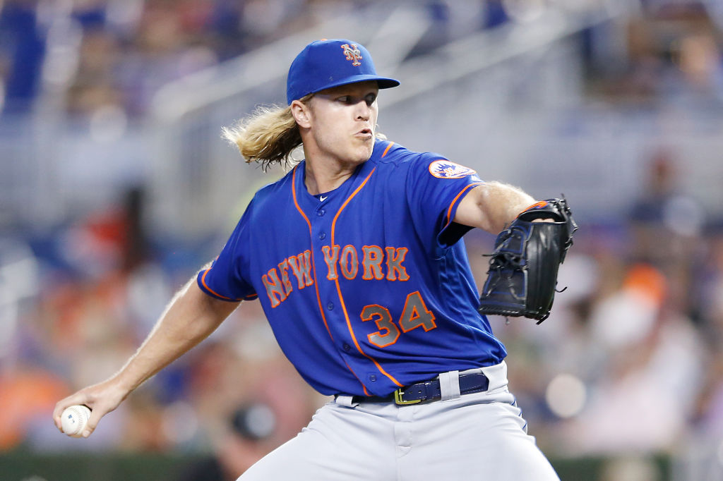 Noah Syndergaard is still under team control, but the Mets should trade him before the 2019 deadline.