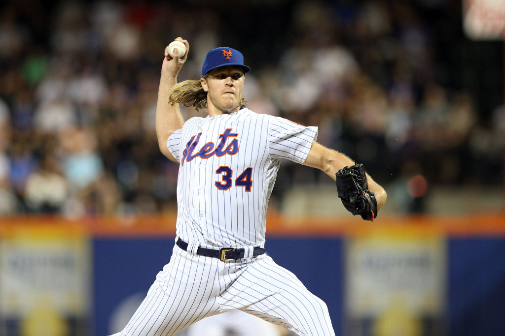 Trades between the Mets and Yankees don't happen often, but 2019 could be an exception, and Noah Syndergaard could be on the move.