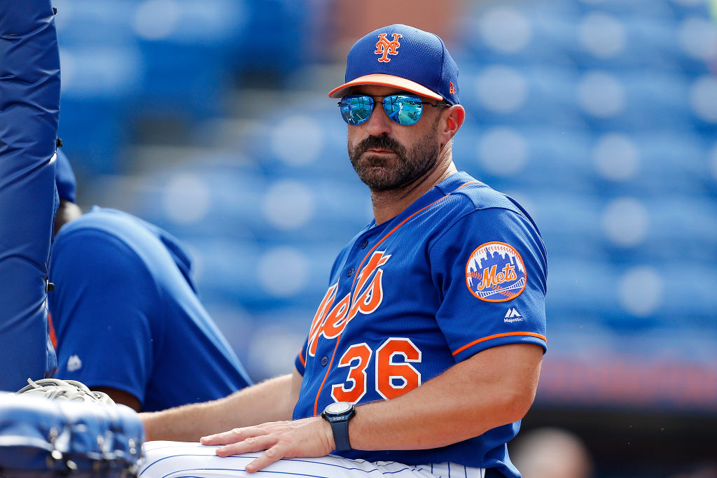Mickey Callaway might not be around much longer for the Mets.