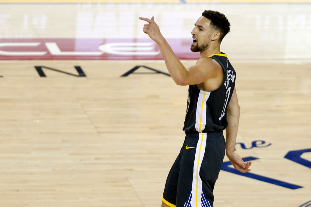 NBA executives called Klay Thompson a role player -- off the record, at least.