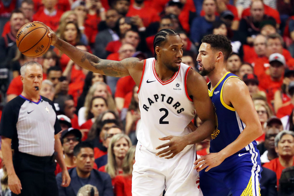 Kawhi Leonard and Klay Thompson are two of the best players of their generation, but NBA executives badmouthed them anonymously.