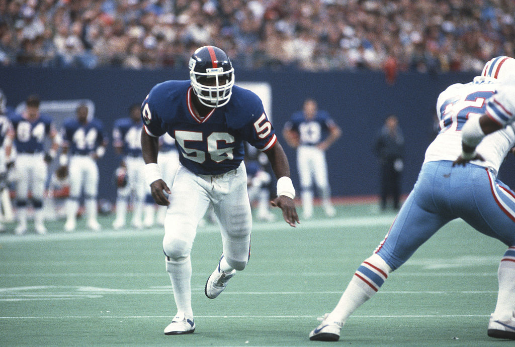 Lawrence Taylor is one of a handful of NFL personalities who appeared on The Sopranos.