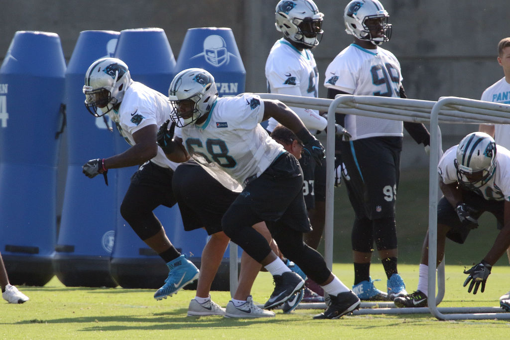 The Carolina Panthers, and the other 31 NFL teams, start prepping for the 2019 in late July.