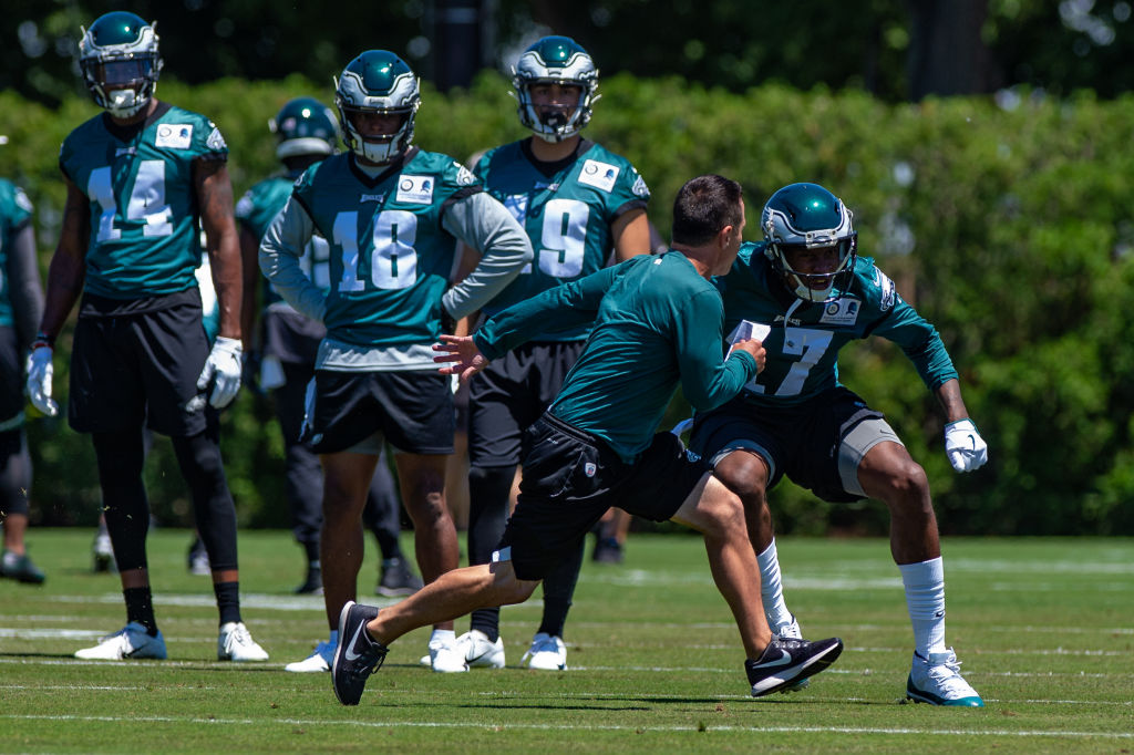 The Philadelphia Eagles start prepping for the 2019 in late July.