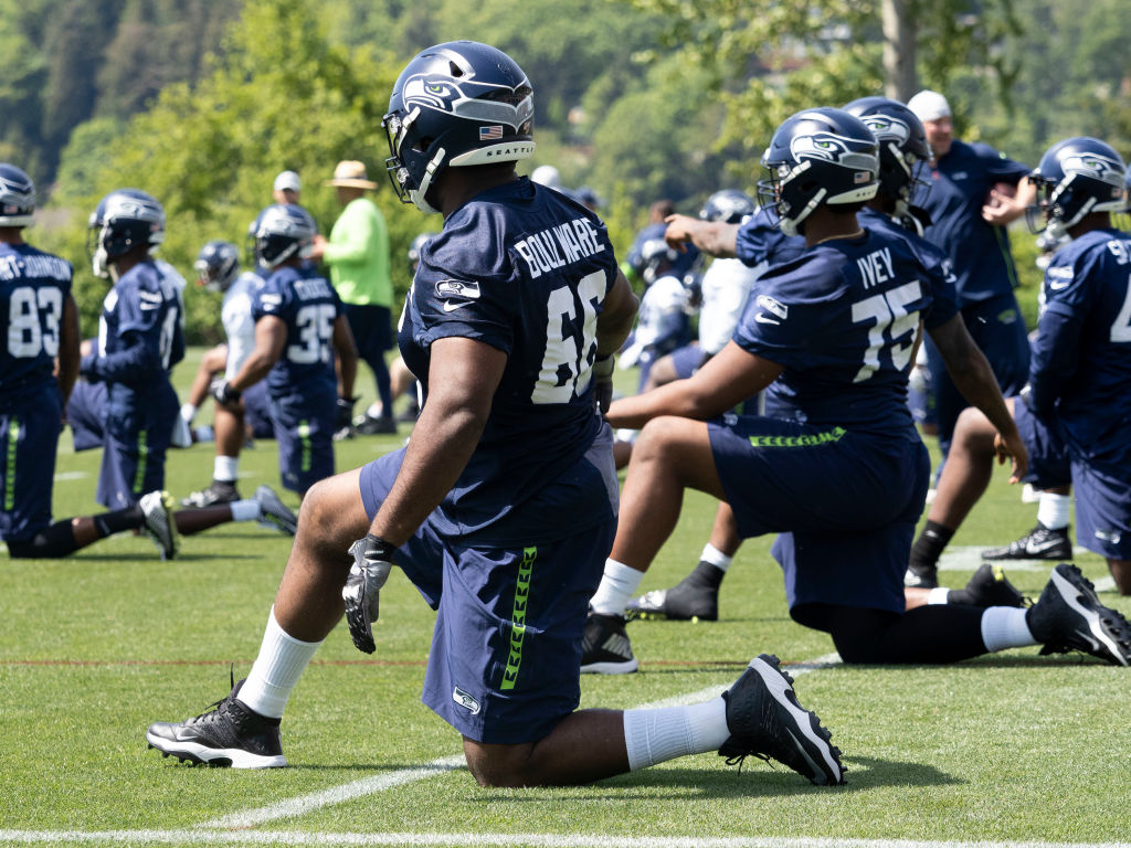 The Seattle Seahawks start prepping for the 2019 in late July.