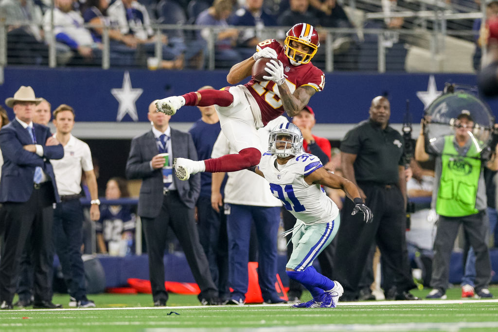 The Redskins Josh Doctson is one of the NFL players facing a make or break season.