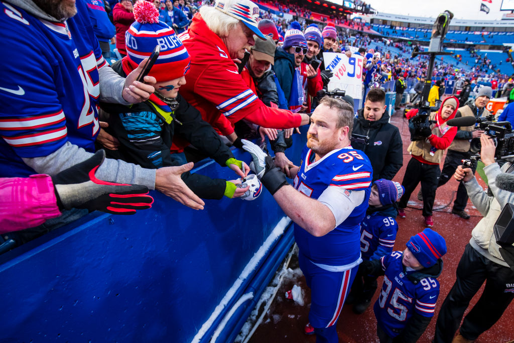 The Buffalo Bills could be on the shortlist of NFL teams that could relocate next.