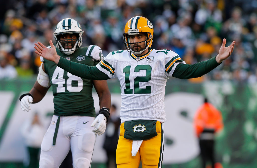 Aaron Rodgers and the Green Bay Packers have one of the most challenging early schedules among all NFL teams.