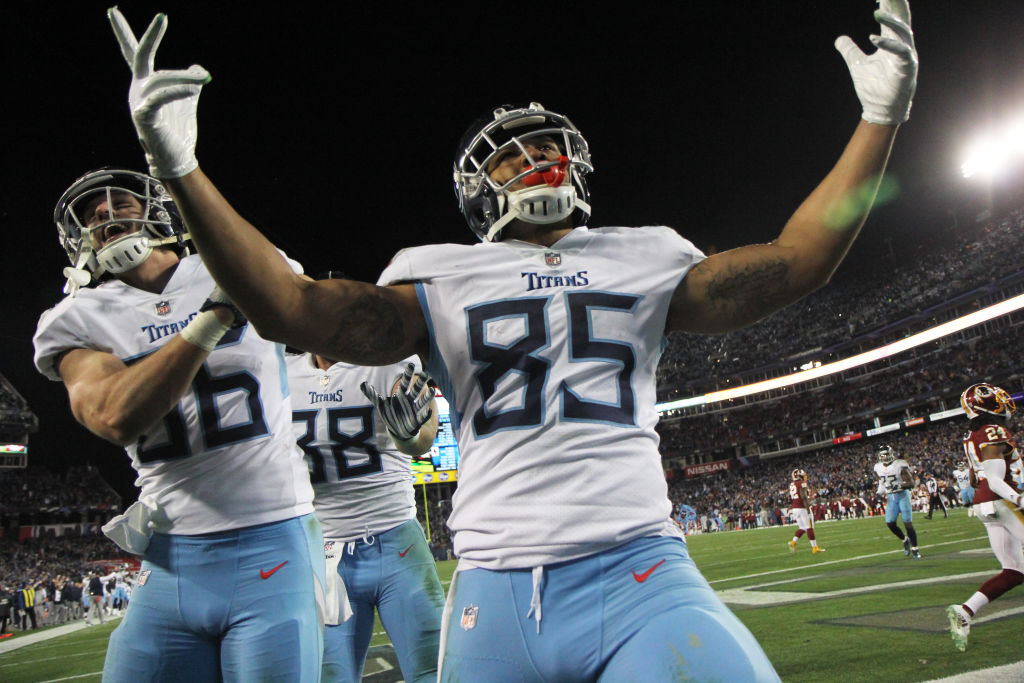 The Tennessee Titans could be the next NFL team to win its first Super Bowl.