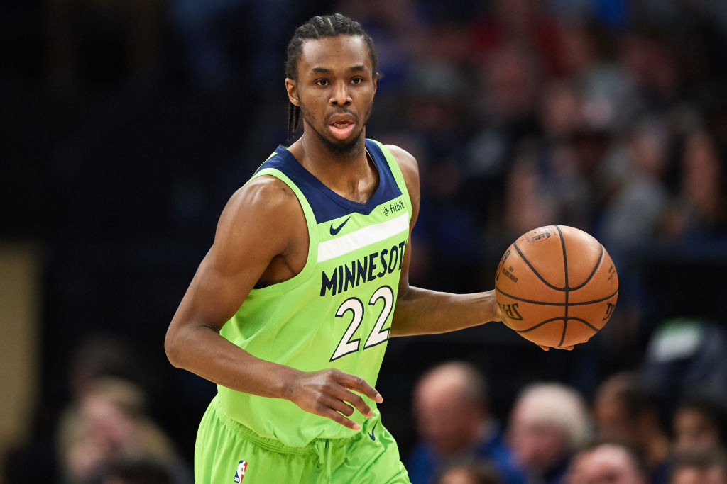 Moving Andrew Wiggins out of Minnesota is one of the NBA trades that could spice up the 2019 offseason.