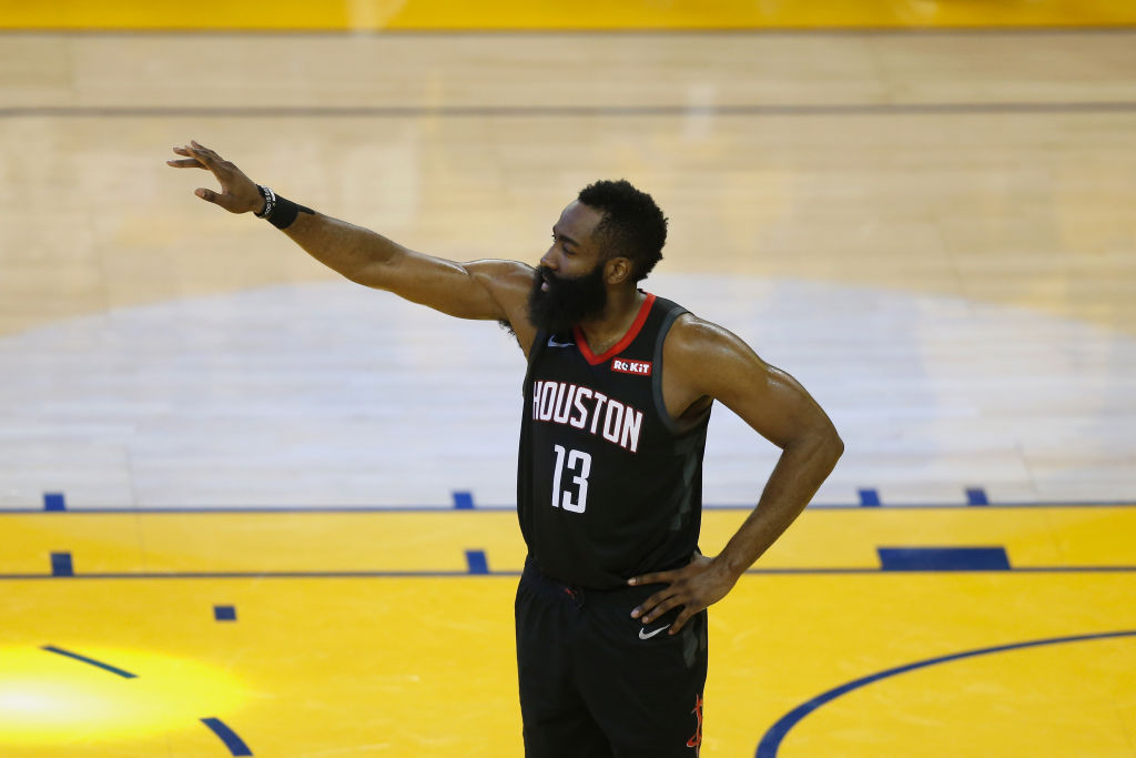 The Houston Rockets contend James Harden should have been the 2019 NBA MVP over Giannis Antetokounmpo. Are they right?