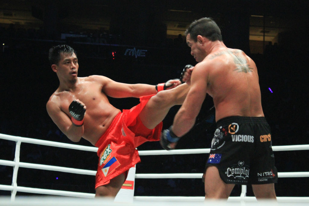 ONE FC is similar to UFC, but it allows more spectacle and more hits.