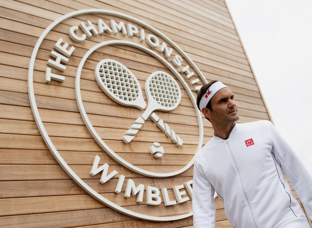 Wimbledon 2019 - Roger Federer