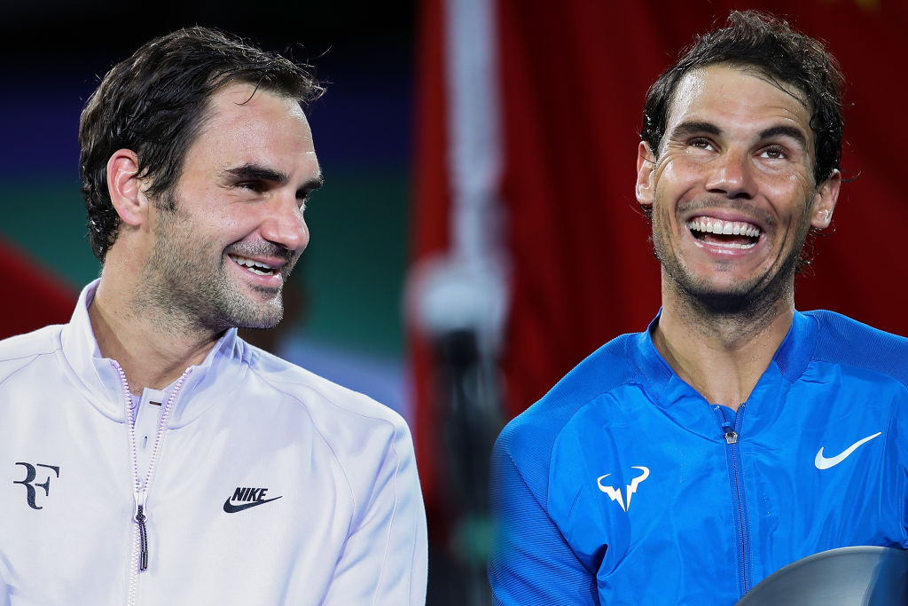 Are Roger Federer And Rafael Nadal Friends