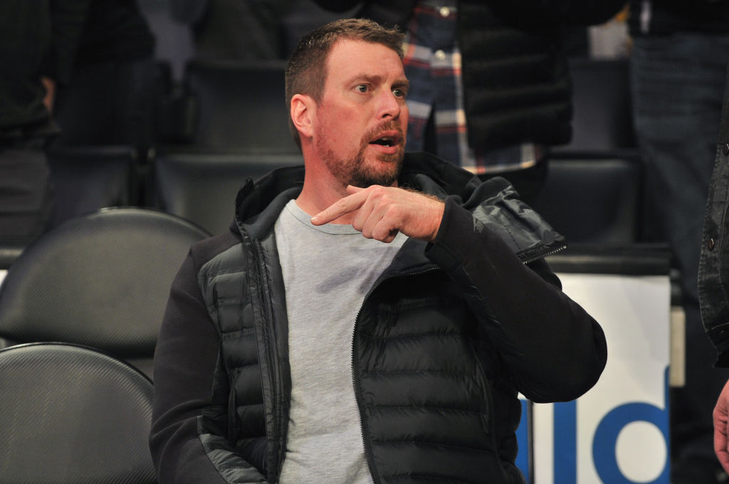 Former NFL bust Ryan Leaf is ready to become a football broadcaster.