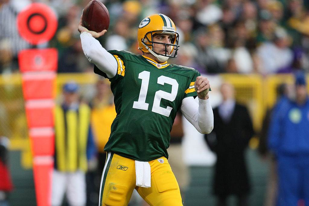 Aaron Rodgers and Brett Favre get along now, but their relationship didn't start out so great.