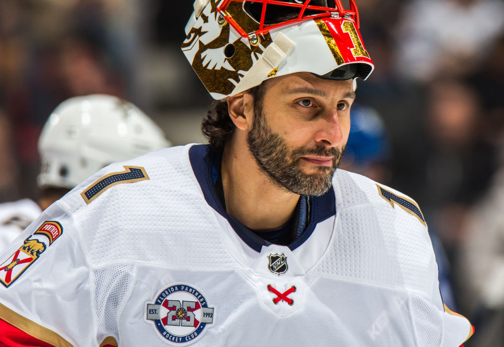 Nhl Is Roberto Luongo 1 Of The Best Goalies Ever