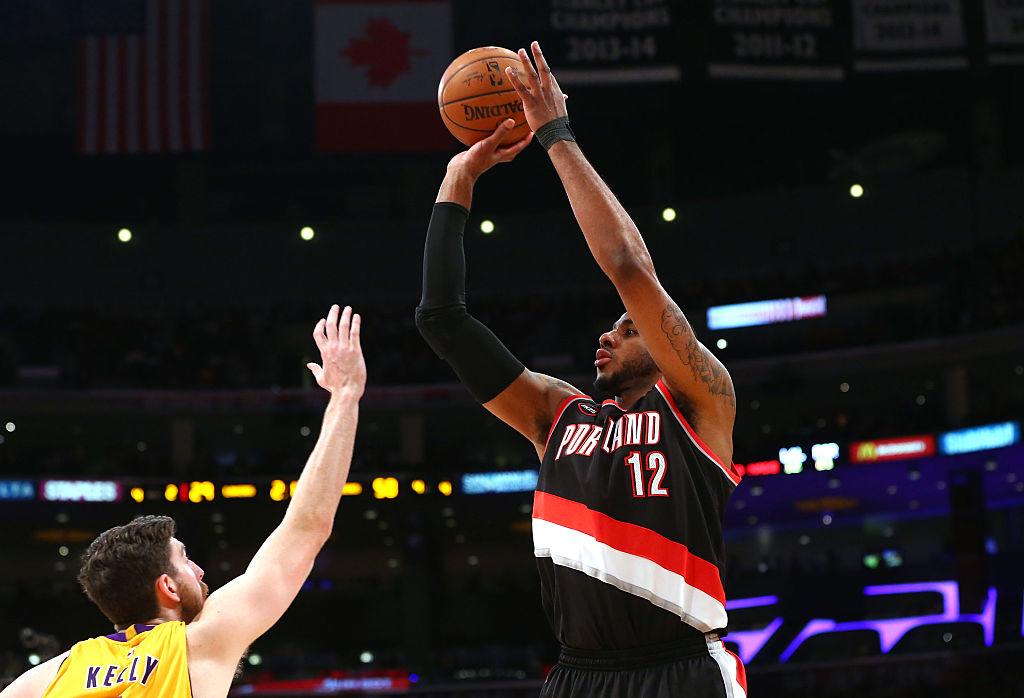 The Lakers made a terrible pitch to LaMarcus Aldridge when he was a free agent leaving Portland.